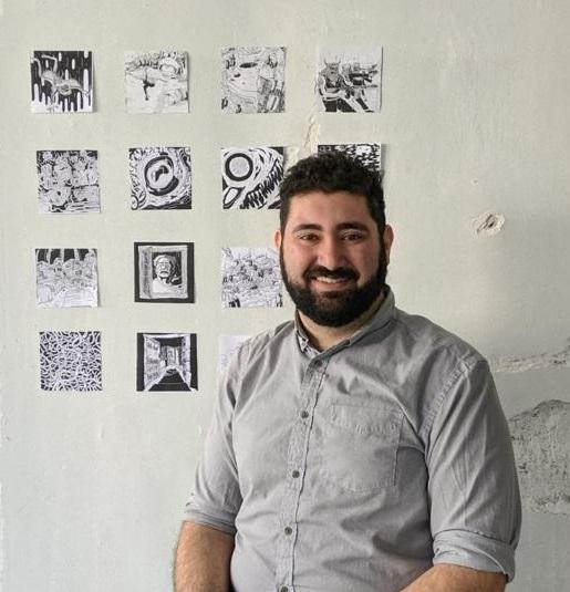 Faisal Kubba portrait